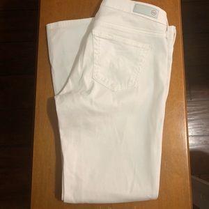 AG Adriano Goldschmied The Stilt Crop Pants 25